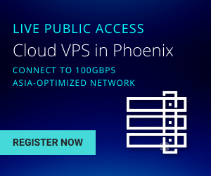 Click to Save 40% on Cloud VPS