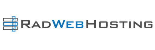 RAD WEB HOSTING Logo