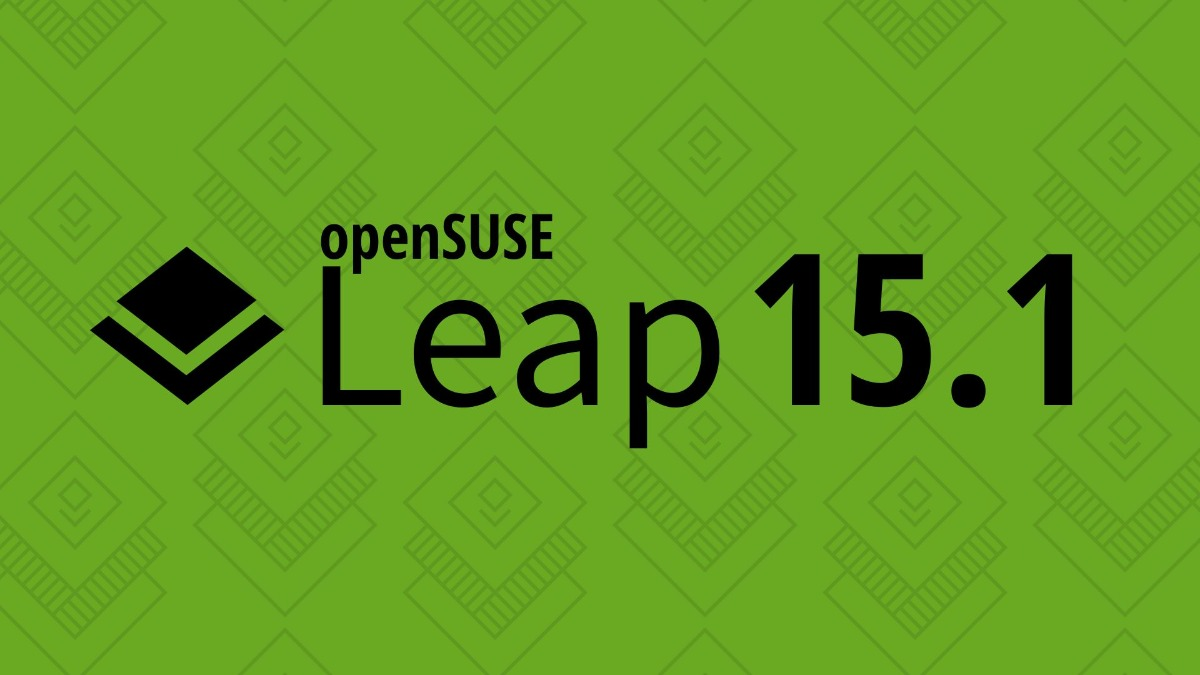 openSUSE 15.1 (LEAP) Template Added for KVM VPS Servers