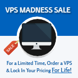 KVM VPS Hosting Sale